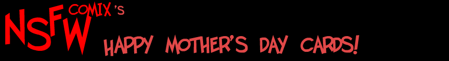 This title card is not to be used as a Mother's Day card